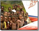 A missionary aviation program faces a crisis.