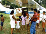 A missionary service agency celebrates 100 years of flight.