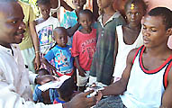 Unrest in Haiti not stopping short term missions