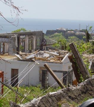 Christians plan long-term assistance to hurricane survivors.