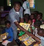 Book of Hope has first-ever distribution in Sierra Leone.