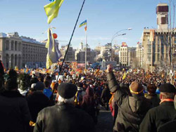 More religious freedom expect in Ukraine