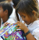 Millions of shoeboxes are on their way to needy children worldwide.