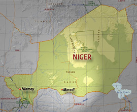 Words of Hope enters into a new partnership to broadcast the Gospel in Niger.