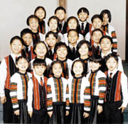 """India Children's Choir touring USA as a """"Thank you"""" for supporting mission work in India."""