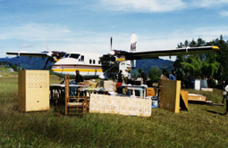 Missionary aircraft crashes in Papua New Guinea