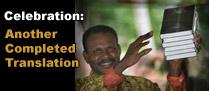 International gathering of Bible Agencies focuses on defining the Bible gap.