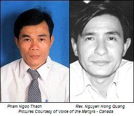 Prayer is requested for a rescheduled appeal in Vietnam.