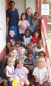 Wycliffe Associates kids ministries in USA/Great Britain merge