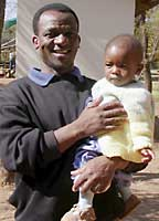 As South Africa's AIDS problem grows, believers respond.