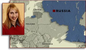 Women's ministry in Russia continues to grow.