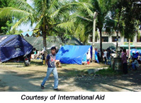 International Aid invited to stay in Indonesia