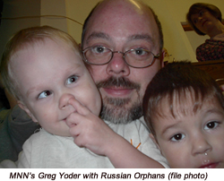 Christian Adoption agency receives accreditation from Russia