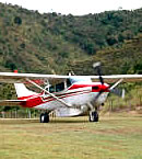 Missionary aircraft damaged in Papua New Guinea