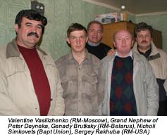Belarus reverting back to the Soviet days, Christians targeted