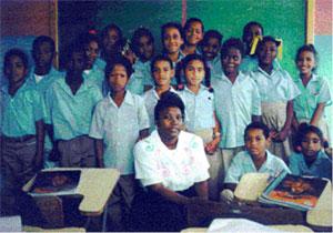 Worldwide Christian Schools calls on kids to 'Share the Joy'.