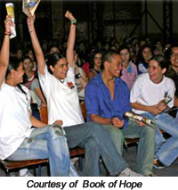 Book of Hope distributes 300-millionth book; Godman international launches