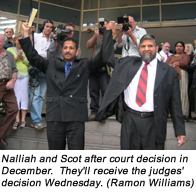 Penalty for religious vilification handed down Wednesday