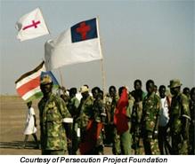 Christian radio brings 'peace' to Sudan