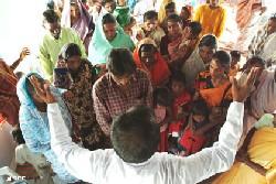 Hindu nationalists label Christians as unpatriotic.