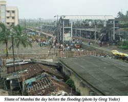 Monsoon rains leaves millions homeless in India, Christians respond