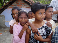 """""""Bridge of Hope"""" gives real hope to needy kids in India"""