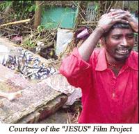 Tsunami version of 'Jesus' is having an incredible impact