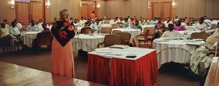 American teachers move to support their ministry partners in India.
