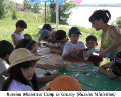 Brave Christians pave way for evangelism in Chechnya