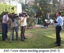 """SAT-7 reaching out with 'The Peace"""" after bombings in Egypt and London"""