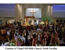 Millions of children attend VBS in the USA