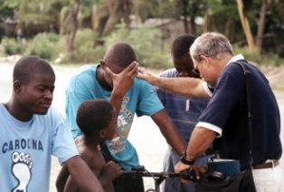 Christians urged to help African church in mission.