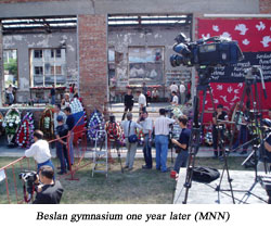 Beslan anniversary ominous, but emphasizes need for the Gospel