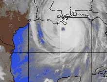 Christians mobilize to reach evacuated storm survivors.