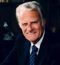 Evangelist Billy Graham celebrates birthday today