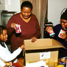 Disasters around U-S could hurt holiday food distribution outreach