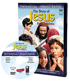 A film on the life of Christ is used as a teacher resource in Europe.