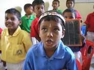 Because of one school outreach, the poorest of Chennai's children won't fall through the cracks.