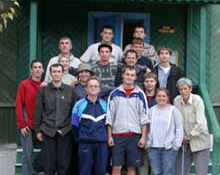 Book of Hope helping drug addicts in Russia