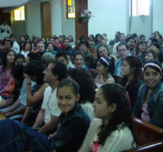 Mexico to host Baptist convention in July 2006.