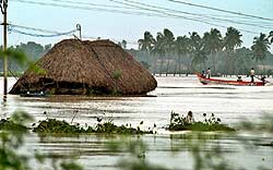 Christians reach out to help India's flood survivors.