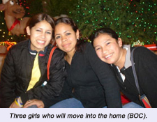 Buckner opens Transitional Girl's Home in Guatemala