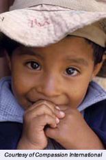 Compassion International joins the Micah challenge
