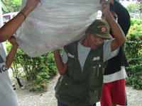 Believers mobilize ongoing flood relief to the Philippines.