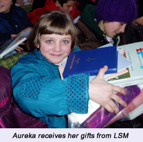 Face of a Child gifts provide doors to share the Gospel with orphans in Moldova