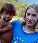 Missionaries relocate in Venezuela.