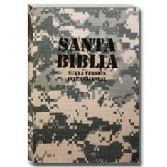 IBS introduces its first Spanish Bible for U.S. troops.