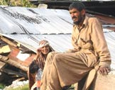 A Christian relief team in Pakistan resumes relief work