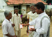 Faithful believers continue sharing Christ's love despite increased persecution.