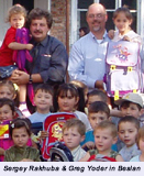 Christians in the U-S are needed to help children in Beslan, Russia